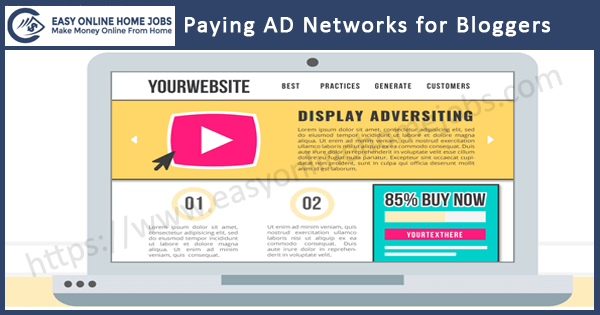 Paying AD Networks for Bloggers